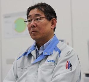 株式会社ニデック 広報課 課長 中根 康弘様